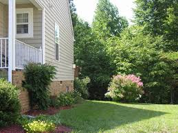 Landscape Ideas For Side Of House by Backyard Landscaping Ideas Around House Flower Garden Ideas