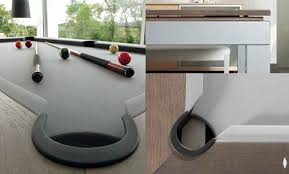 Aramith Fusion Pool Dining Table Luxury Pool Table - Pool dining room table