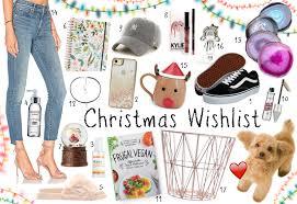 the christmas wish list christmas wishlist 2017 the kawaii planet florida fashion