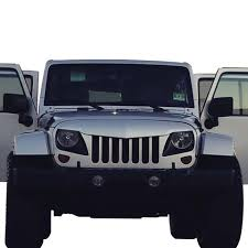 jeep wrangler front grill safaripal eagle eye grille front grill for jeep wrangler jk