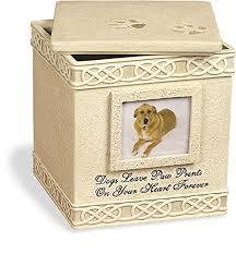 dog caskets angelstar 6 inch pet urn for dog caskets to go