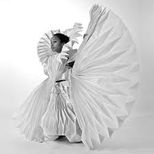 Carnival Costumes Made from Folded Paper   strictlypaper   Part