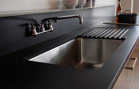 Remodeling  Paper Composite Countertops For The Kitchen - Kitchen counter with sink