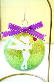ornaments tinkerbell ornaments hallmark