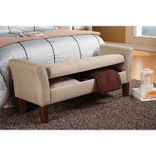 storage bedroom bench home u0026 interior design