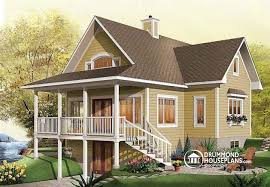 a frame house plans with basement house plan w2939a detail from drummondhouseplans com