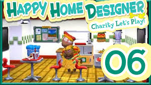let u0027s play animal crossing happy home designer part 6 opening