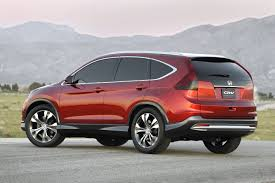 honda crv model honda cr v concept doesn t mess with success roadshow