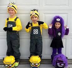 Toddler Minion Costume Grandkids Minion Halloween Costumes Pegsgottado