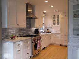 kitchen subway backsplash kitchen subway tile backsplash kitchen eclectic with beadboard