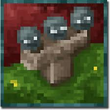 Minecraft Blindness Potion The Story Behind Minecraft Discussion Minecraft Java Edition