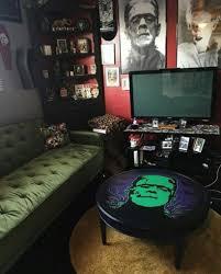 18 diy halloween living room decoration wartaku net
