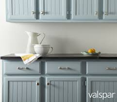 how to apply valspar cabinet paint pin on the finishing touch