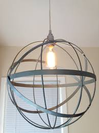 Diy Chandelier Ideas by Agreeable Diy Orb Chandelier With Decorating Home Ideas With Diy