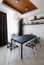 Small Dining Room 50 Bold And Inventive Dining Rooms With Brick Walls