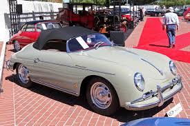 first porsche 356 1956 1958 porsche 356a 1600 speedster pics u0026 information