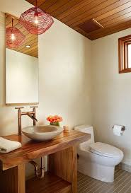 hot summer trend 25 dashing powder rooms with tropical flair bathrooms hot summer trend 25 dashing powder rooms with tropical
