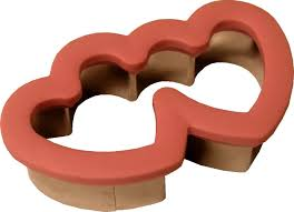 Comfort Grip Cookie Cutters Valentine U0027s Day Single Cookie Cutters Candyland Crafts