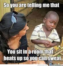 El Meme - el sauna by caretaker meme center