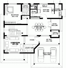 Kerala House Plans Single Floor Plans For 4 Bedroom Houses In Kerala Memsaheb Net