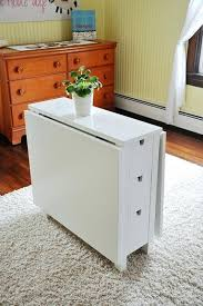 folding table with storage folding craft table with storage by1 co