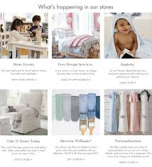 Ontario Mills Store Map Store Locator Pottery Barn Kids