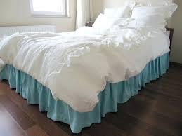 blue linen duvet cover king denim blue linen duvet cover denim