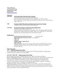electrician resume template microsoft word 28 images