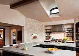 interieur cuisine moderne installer un four à pizza bois un bon plan cuisine d intérieur