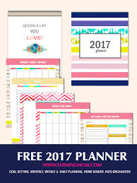 free teacher planner template the free printable 2017 calendar by shining mom 2017 free planner printable