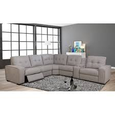 motion sofas and sectionals reclining sectionals you ll love wayfair
