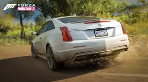 cadillac cts australia forza horizon 3 s playseat car pack introduces 2017 aston martin