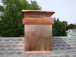 metal chimney chase cover por chase cover for chimney ideas