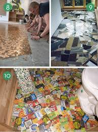 diy bathroom flooring ideas diy flooring 10 easy ways to your floors look amazing curbly
