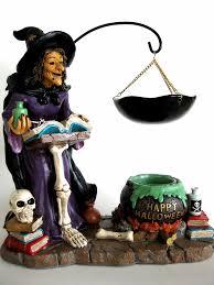 Amazon Com Yankee Candle Halloween Witches U0027 Brew Witch U0026 Cauldron