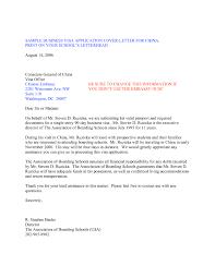 brilliant ideas of sample cover letter for student visa