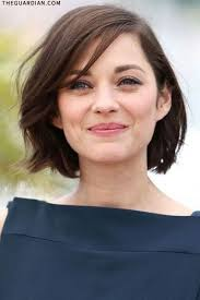 hairdo meck length hair inspiration mid length bob marion cotillard bobs and hair