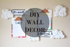 diy pinterest inspired wall decor jayjaypearl youtube