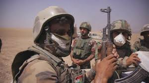 Us Commandos Enter Eastern Syria And Kill Senior Isis by Iraq Vice News