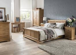 French Style Bedroom Furniture French Style Solid American White Oak Double Wardrobe Oak