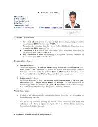 create new resume format resume format