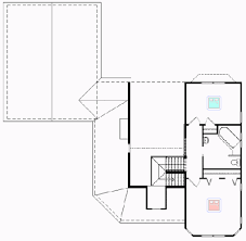 quad level house plans two story house plans