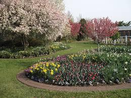 The Missouri Botanical Garden Blooming In April