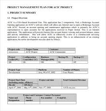 configuration management plan template template business