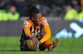 black premier league players hair styles hull city s abel hernandez wears hair extensions for premier league