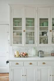 White Kitchen Cabinets With Glass Doors Best 20 1920s Kitchen Ideas On Pinterest 1920s House Bungalow