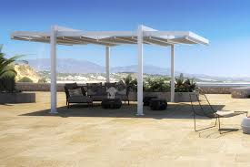 Pergola Retractable Canopy by The Forli Free Standing Pergola Cover Retractableawnings Com