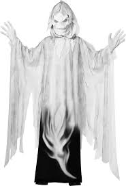 ghost costume spooky spine chilling evil spirit haunting ghost costume