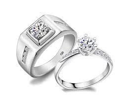 rings for men wedding rings for men and women 925 sterling silver
