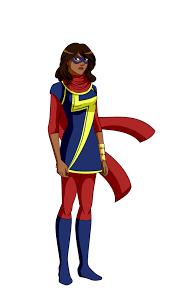 Ms Marvel Halloween Costume Marvel Ms Marvel Kamala Khan Nightchyrsanthemum Deviantart